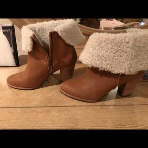 Ugh shearling boots